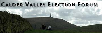 CalderValley Election Forum